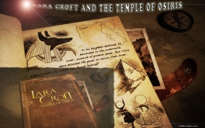 ©2015 Emma's Quill -- Egyptian Dream -- Temple of Osiris