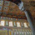 Basilica Sant'Apollinare Nuovo mosaic series 1