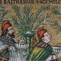 Basilica Sant'Apollinare Nuovo mosaic series 2 detail