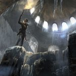 concept art Art: Rise of the Tomb Raider