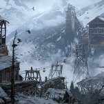 A Ropeway Conveyor from Rise of the Tomb Raider