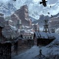 A Village from Rise of the Tomb Raider.