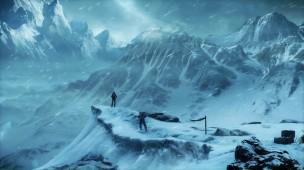 Grand mountain vista Gameplay Screenshot Taken by Emma Q