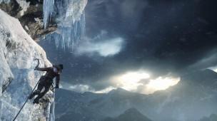 Ice-climbing in Siberia Gameplay Screenshot Taken by Emma Q