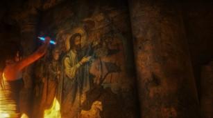 Byzantine Muriel. Gameplay Screenshot Taken by Emma Q Byzantine Art