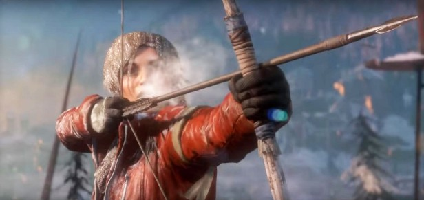 Bow detail. Gameplay Screenshot Taken by Emma Q Bow Close up!
