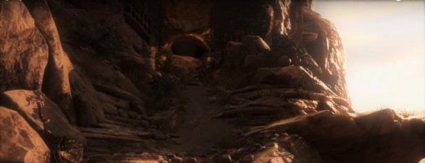 Syria. Image credit: Crystal Dynamics video Rise of the Tomb Raider: PC Tech Feature