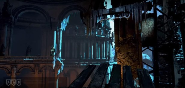 Image credit: Crystal Dynamics video Rise of the Tomb Raider: PC Tech Feature