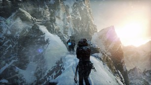 The shine off the ice! Gameplay Screenshot Taken by Emma Q
