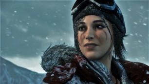 Lara in Siberia. Gameplay Screenshot Taken by Emma Q