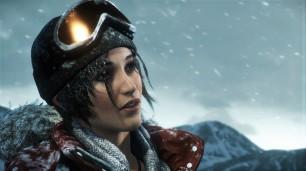 Lara Siberia. Gameplay Screenshot Taken by Emma Q