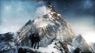 Beautiful Mountain. Gameplay Screenshot Taken by Emma Q