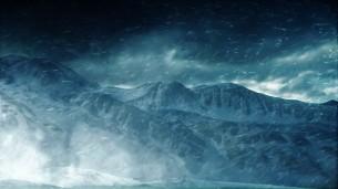 Mountains in Siberia. Gameplay Screenshot Taken by Emma Q