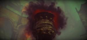 Baba Yaga's Mortar