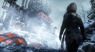 Images from Crystal Dynamics from Rise of the Tomb Raider!