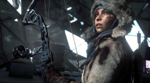 Image from Crystal Dynamics Rise of the Tomb Raider