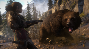Image by Crystal Dynamics Rise of the Tomb Raider screenshot