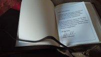 Warner Bros Gift: Lara's Journal
