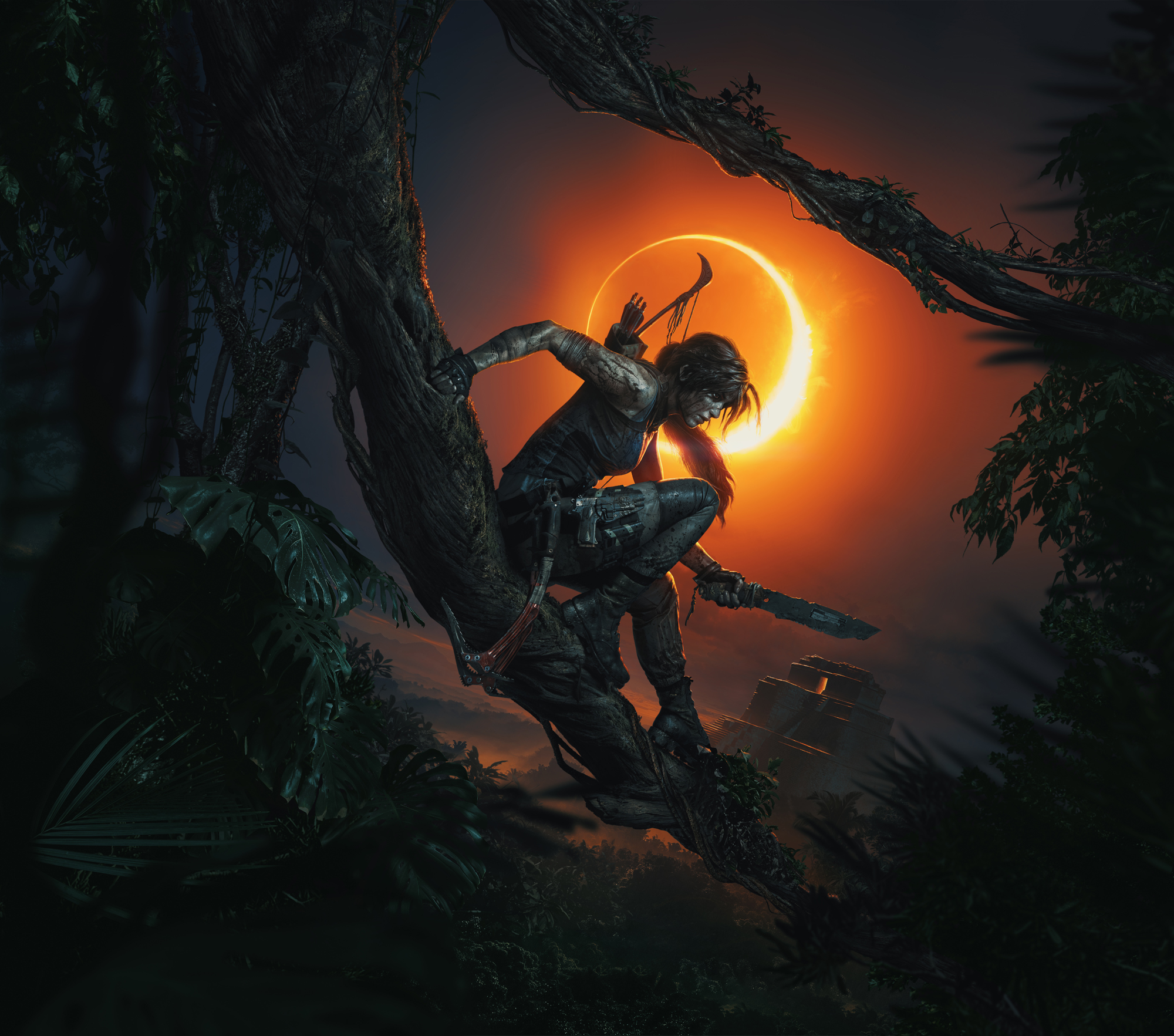 Shadow of the Tomb Raider Lara